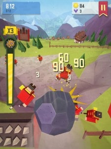 Giant Boulder of Death para Android