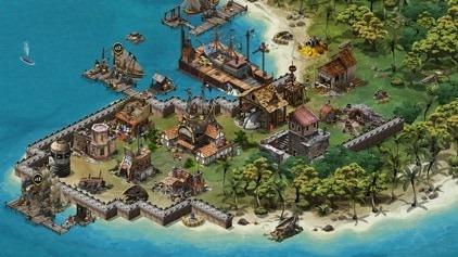 Pirates of the Caribbean para Facebook
