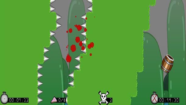 Mrowrio's Adventures jogo