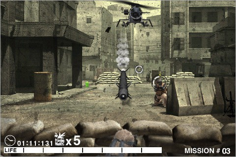 metal gear solid touch lite para Android