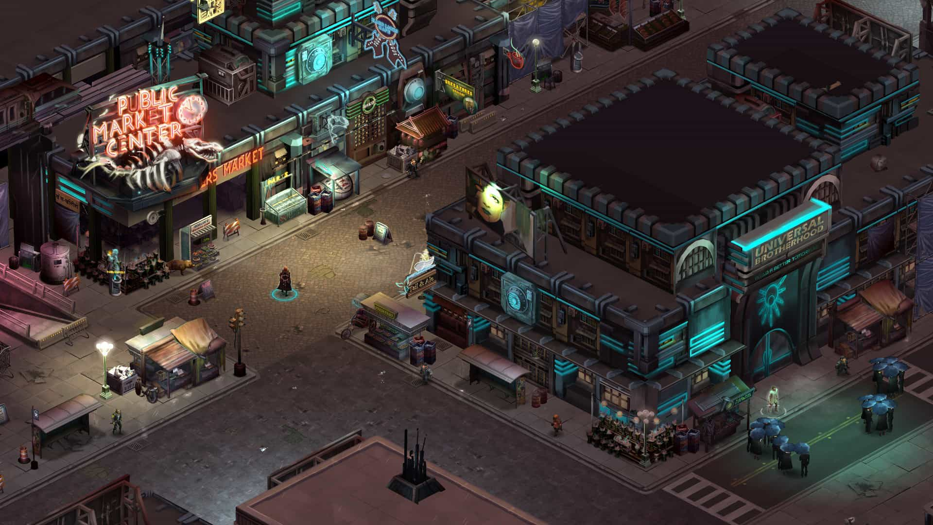 Shadowrun Returns para Facebook