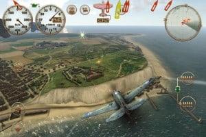 Sky Gamblers: Storm Raiders para iPhone