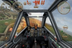 Sky Gamblers: Storm Raiders para iPad