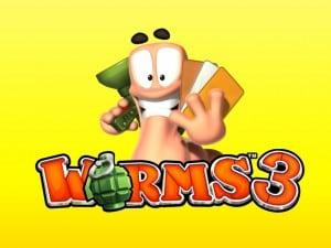 Worms 3 como jogar