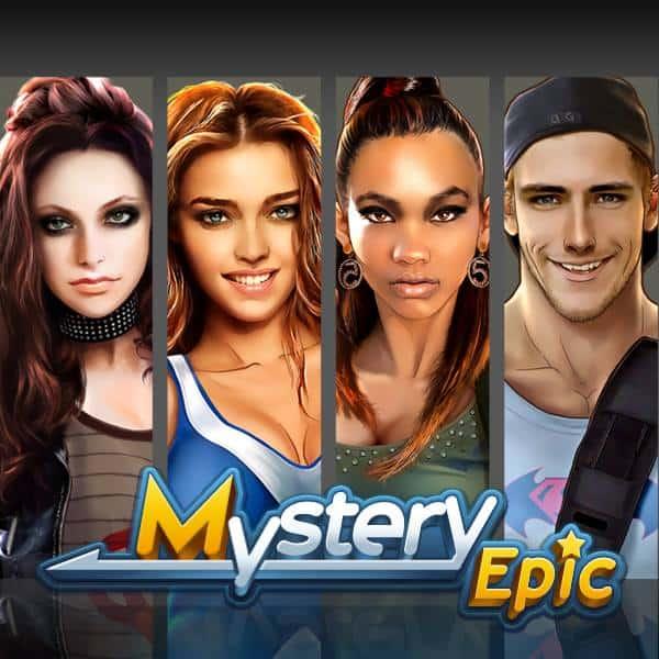 Mystery Epic para Facebook