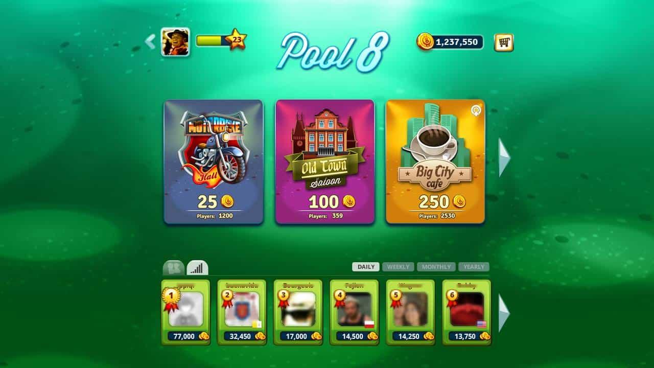 Pool Live Pro jogo de sinuca
