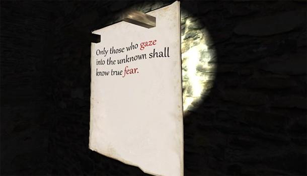 The Unknown carta