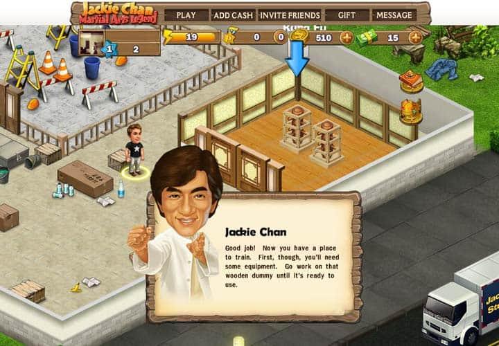 Jackie Chan Martial Arts Legend para Facebook