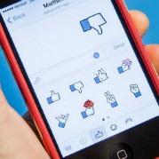 """Facebook lança botão """"Não Curti"""" para o bate-papo"""
