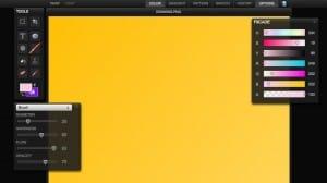 capacidades de desenho SketchPad