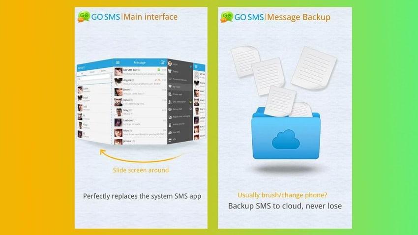 Galaxy S3 Go SMS Pro