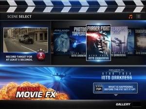 ver filmes no iPad action