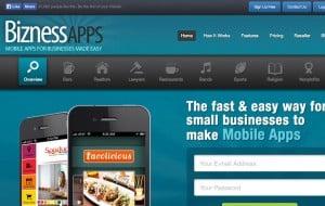 criar aplicativos móveis BiznessApps