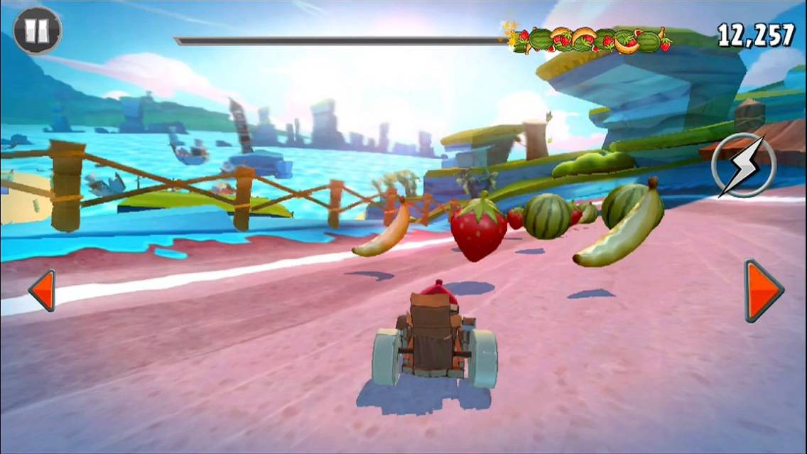 Angry Birds Go para Android