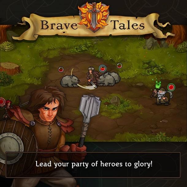 Brave Tales para Facebook