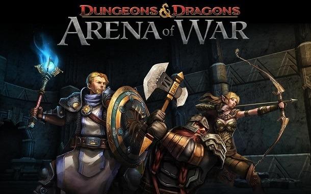D&D Arena of War para Android