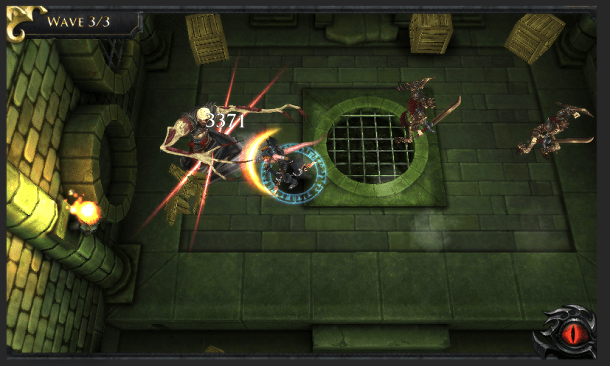D&D Arena of War como jogar