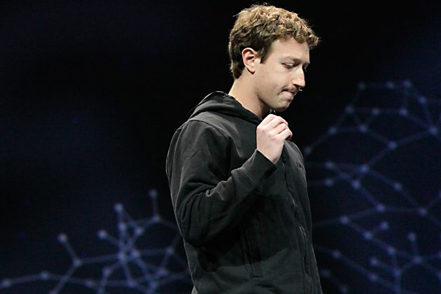 Mark Zuckerberg sobre o snpachat