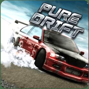 Pure Drift – Deslize em quatro rodas no Android e iPhone