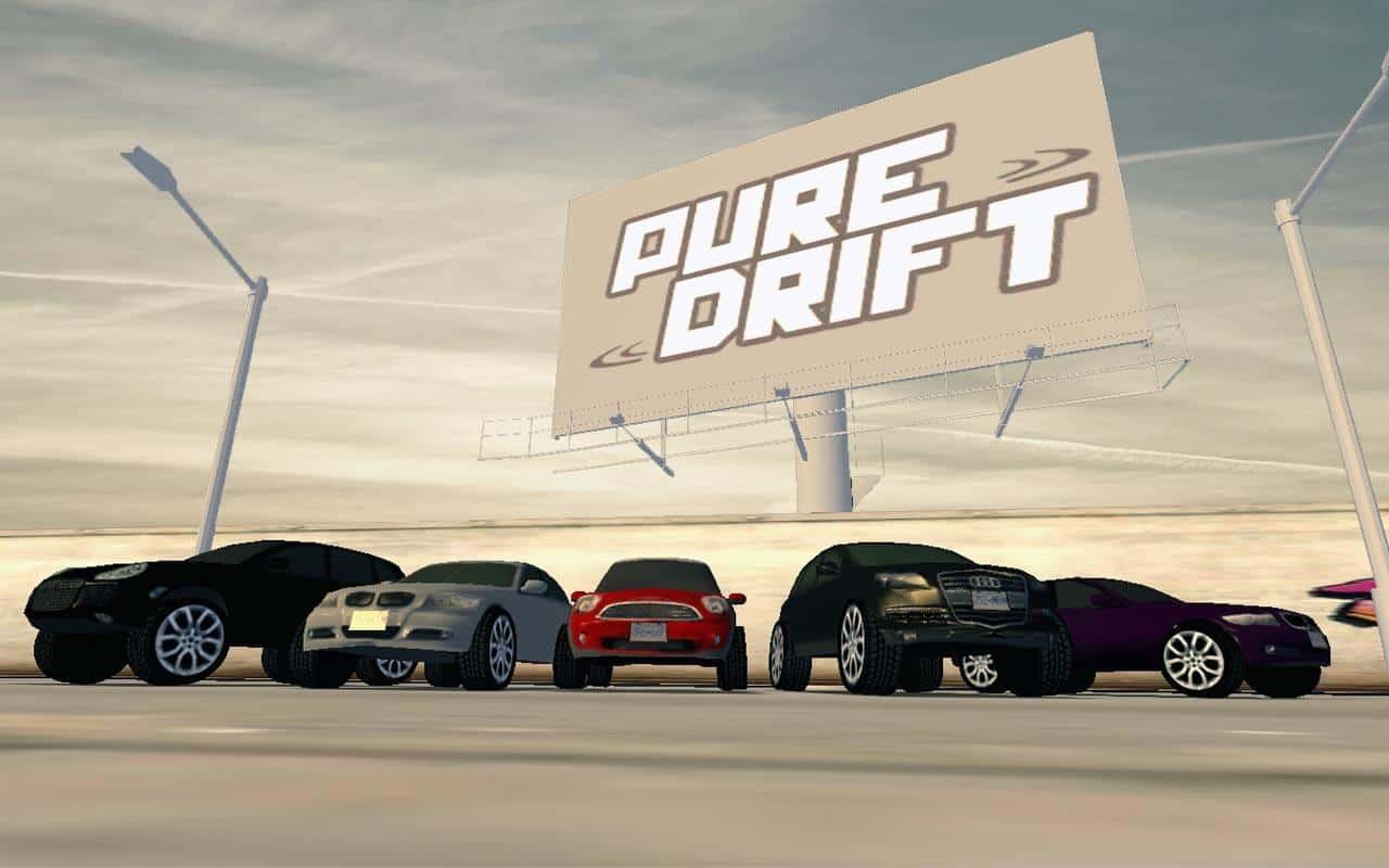 Pure Drift para iPad
