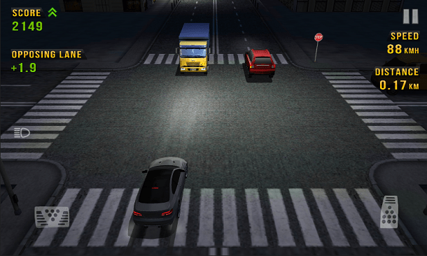 Traffic Racer para Android