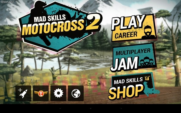 Mad Skills Motocross 2 para iPhone