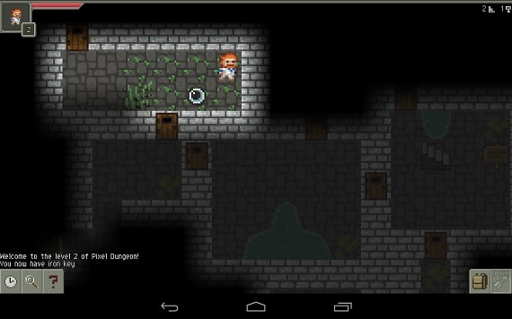 Pixel Dungeon para Android