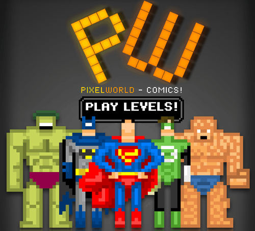 PixelWorld para android