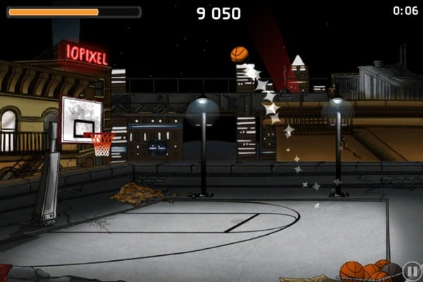 Tip-Off Basketball para iPhone