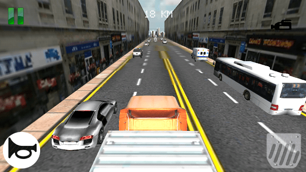 Truck Simulator 3D para Android