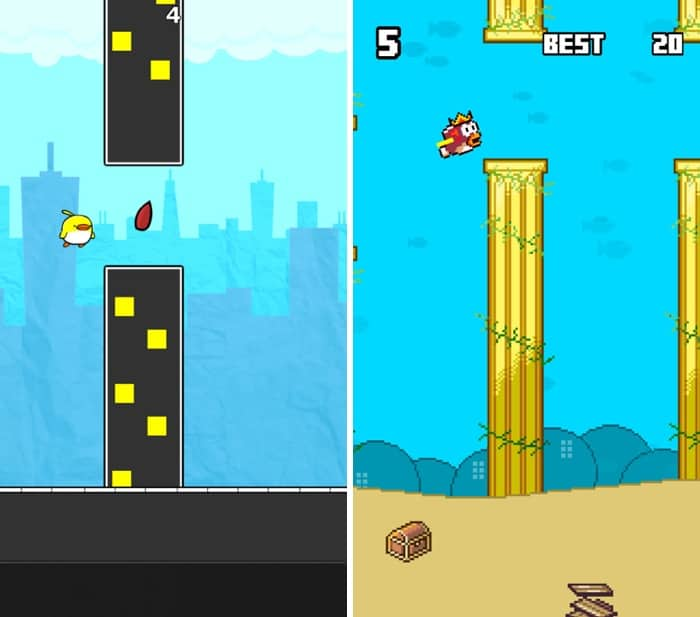 app store remove clones de flappy bird