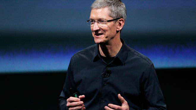 ceo da apple tim cook