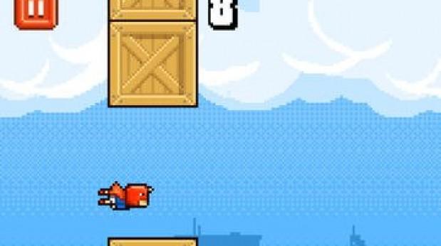 Flappy Bird ironpants