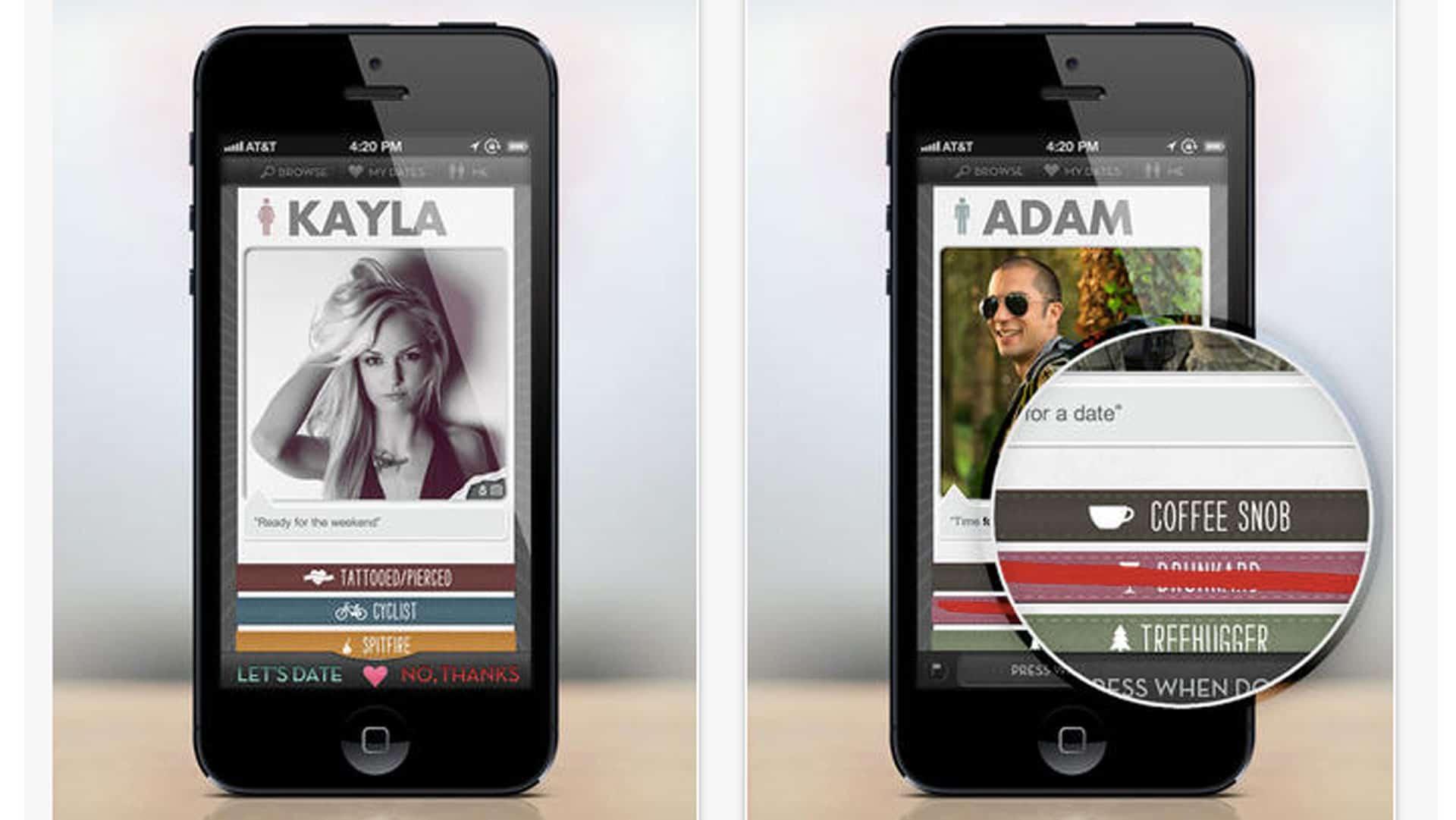 apps para o dia dos namorados let's date