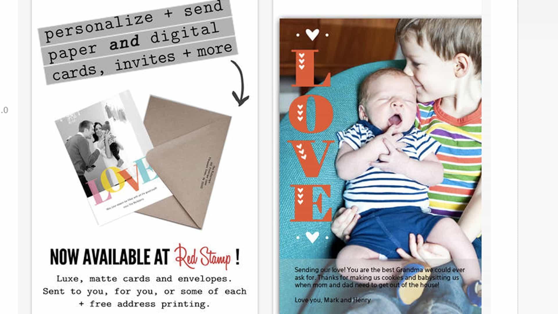 apps para o dia dos namorados red stamp cards