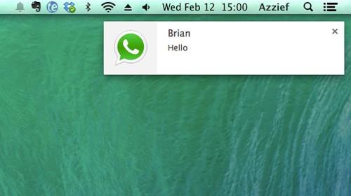 4. desktop notifications