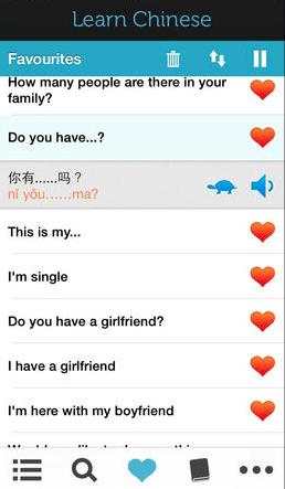 Easy Chinese aplicativo para aprender mandarim