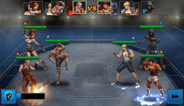Rage of the Immortals para Android