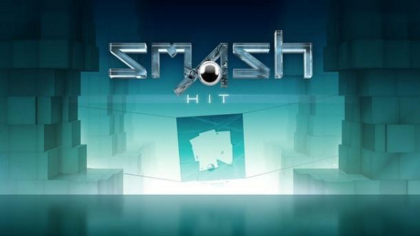 Smash Hit como jogar