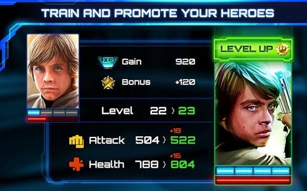 Star Wars Assault Team como jogar