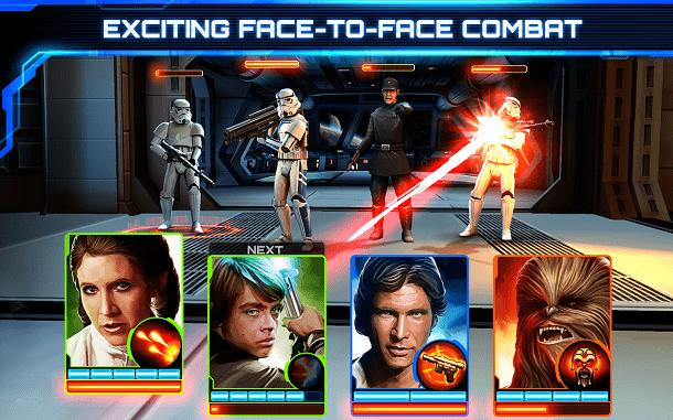 Star Wars Assault Team para Android