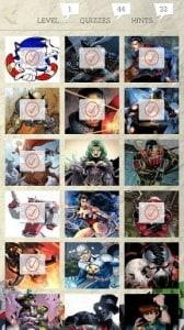 Ultimate Superhero Quiz como jogar