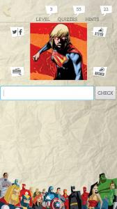 Ultimate Superhero Quiz para Android
