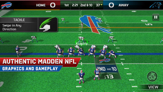 Madden NFL 25 como jogar
