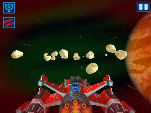 Play to Cure Genes in Space para iPhone