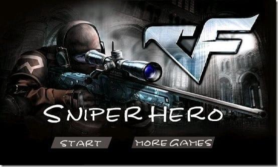 Sniper Hero para Android