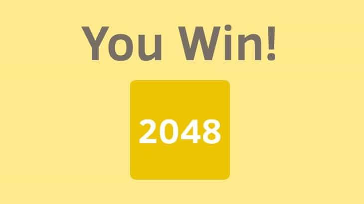 2048 para iPhone