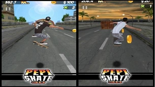 PEPI Skate 3D dicas de jogo