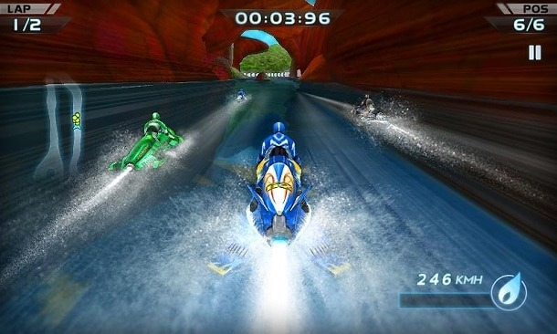 Powerboat Racing 3D para Android