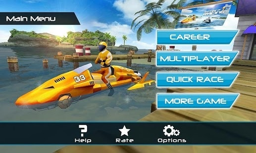 Powerboat Racing 3D dicas de jogo